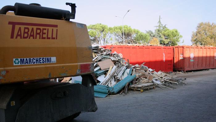 attrezzature raccolta rifiuti bologna