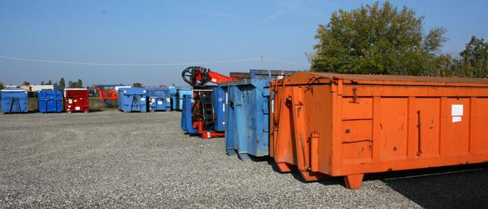 noleggio container rifiuti bologna