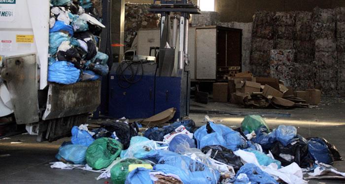 raccolta smaltimento rifiuti non pericolosi bologna