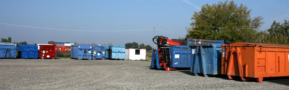 attrezzature raccolta rifiuti bologna noleggio